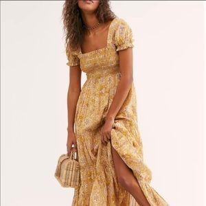Free people Getaway maxi dress